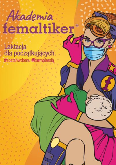 Akademia Femaltiker Laktacja dla poczatkujacych