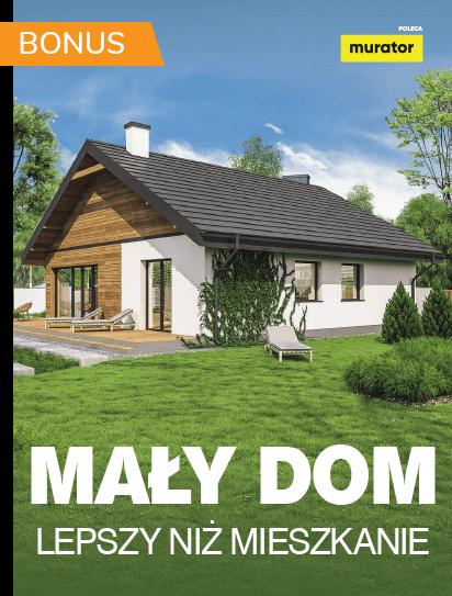 Maly dom lepszy niz mieszkanie - bonus