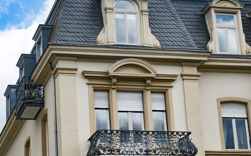Okna jako piekna ozdoba elewacji