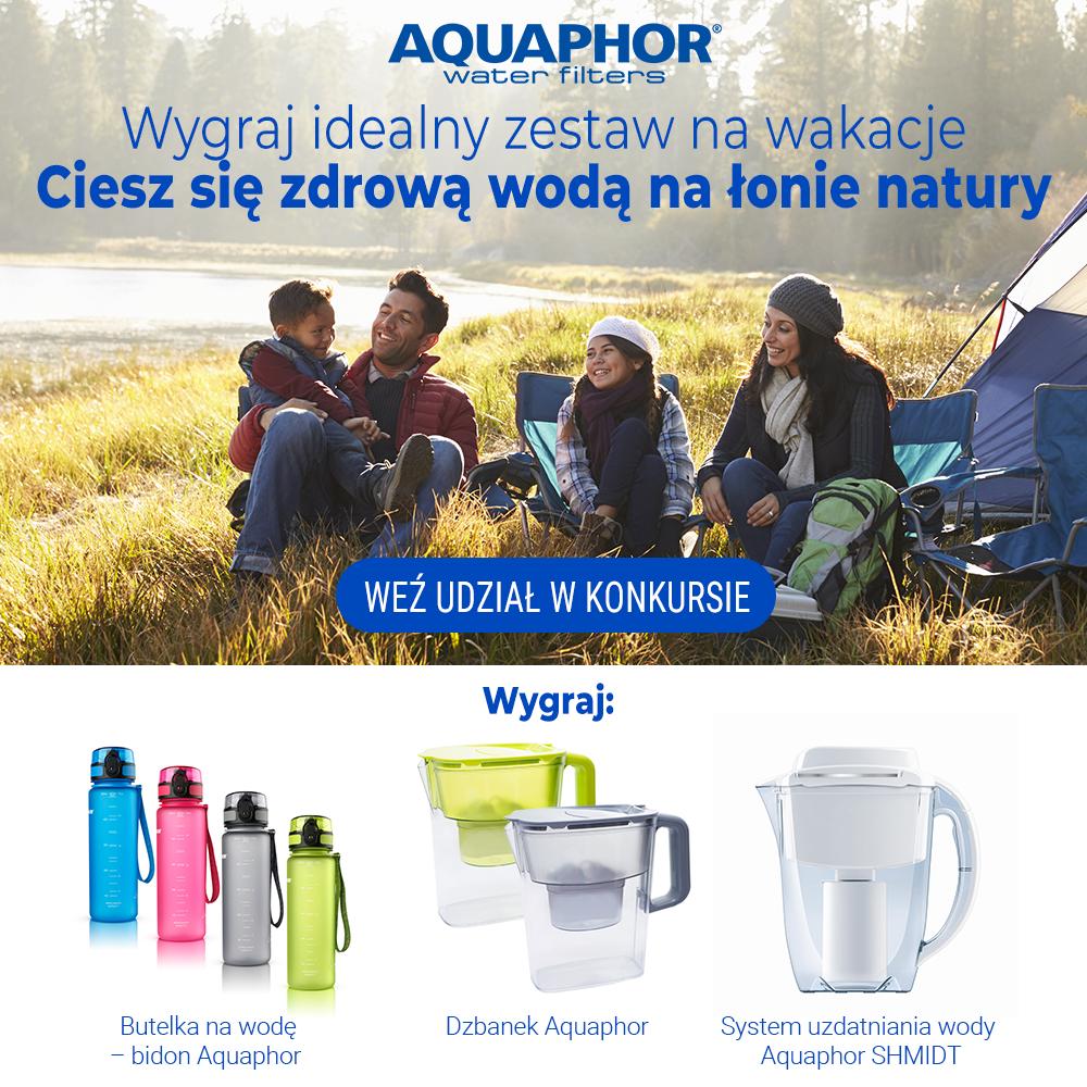 Wakacje z Aquaphor