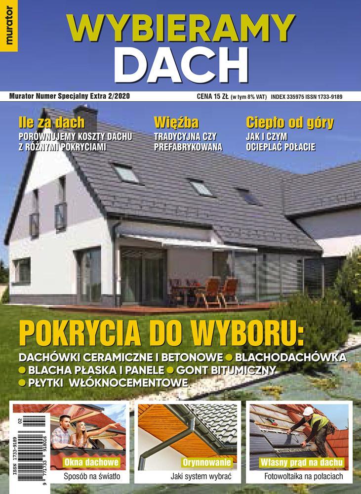 Wybieramy Dach Murator Numer Specjalny Extra 2/2020