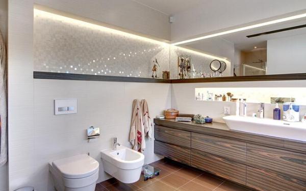 Stelaż instalacyjny do zabudowy lekkiej: wyposażenie łazienki