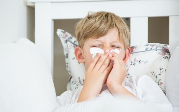 Co pomoże na przeziębienie u dziecka