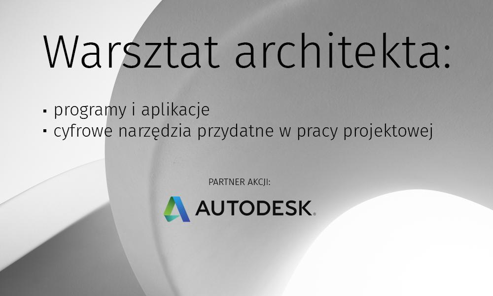 warsztat architekta
